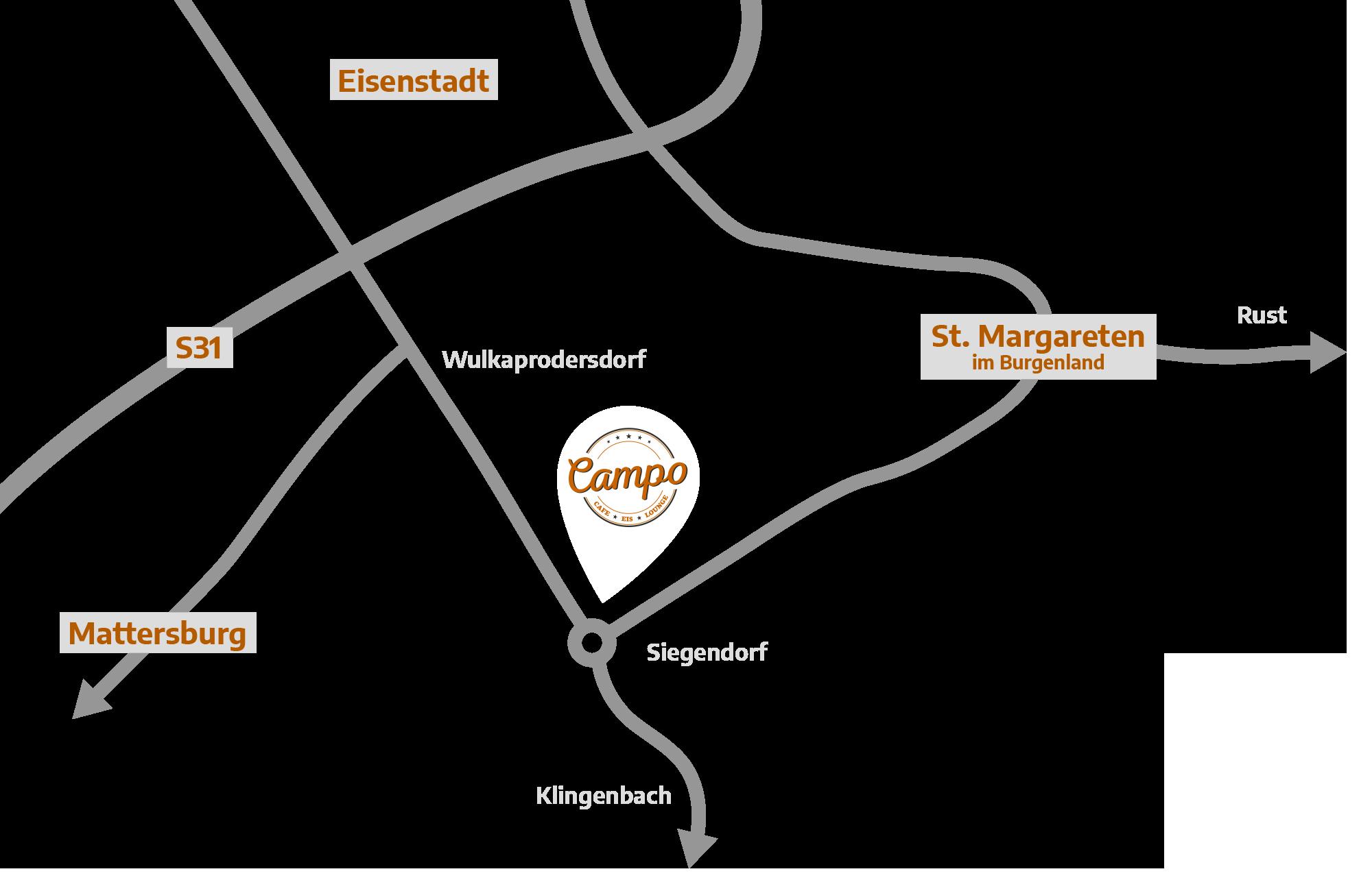 Campo in Siegendorf
